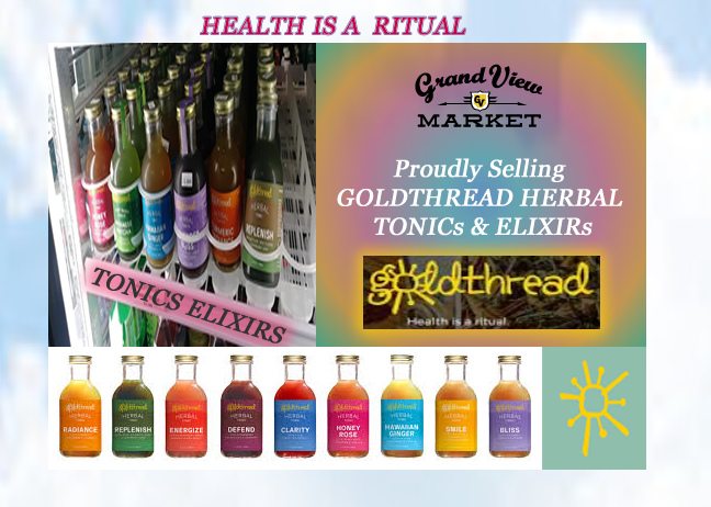 Goldthread - Elixirs - Grand View Market